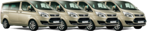 Ford Tourneo Comfort 2015